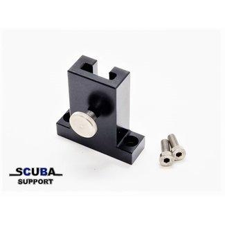 Scuba Support Universele basis plaat adapter