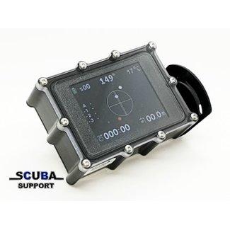 Scuba Support K22 Kompas met GPS functie voor DPV