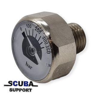Apeks 23mm 350BAR Mini pressure gauge