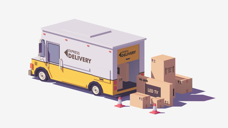 Verzenden van uw bestelling