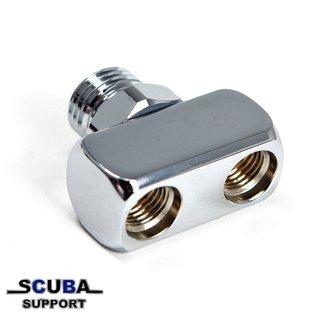 XS Scuba LP hose splitter