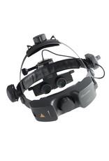 Heine Heine Omega 500, hoofdband met binoculaire indirecte oogspiegel LED