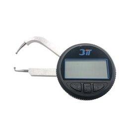 Digitale glasdiktemeter