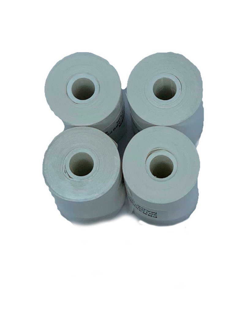 Printpapier 35 mm breed 6 meter lang en 7 mm kern per rol