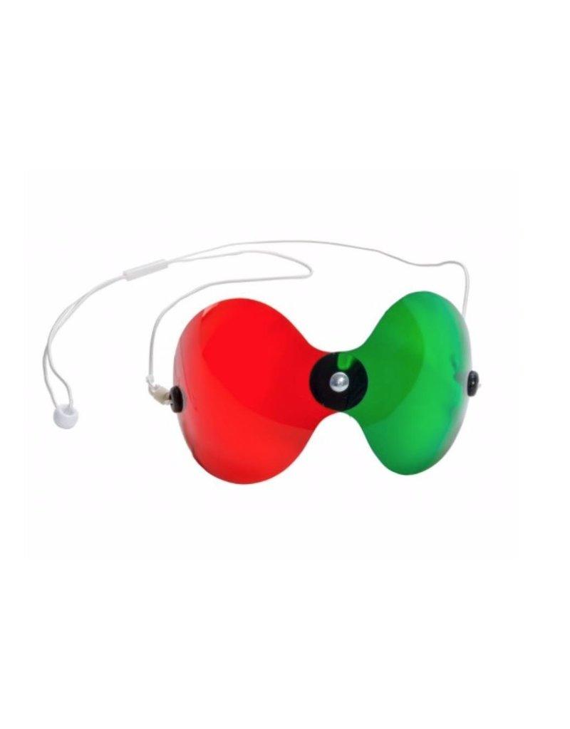 Haag-Streit Rood/groen bril voor Hess scherm