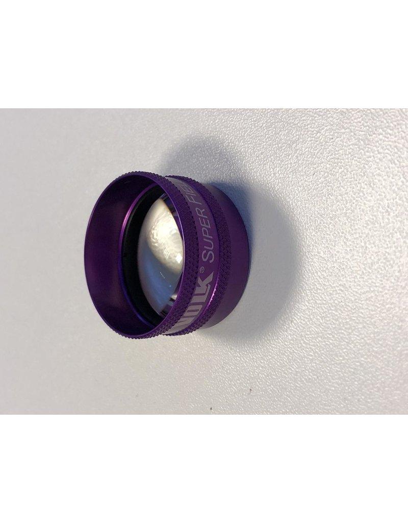 Volk Superfield NC lens paarse vatting
