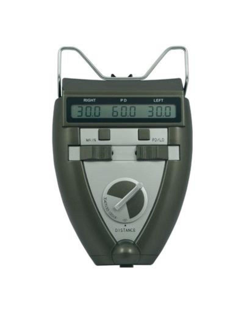 Digitale PD meter in de kleur dark silver