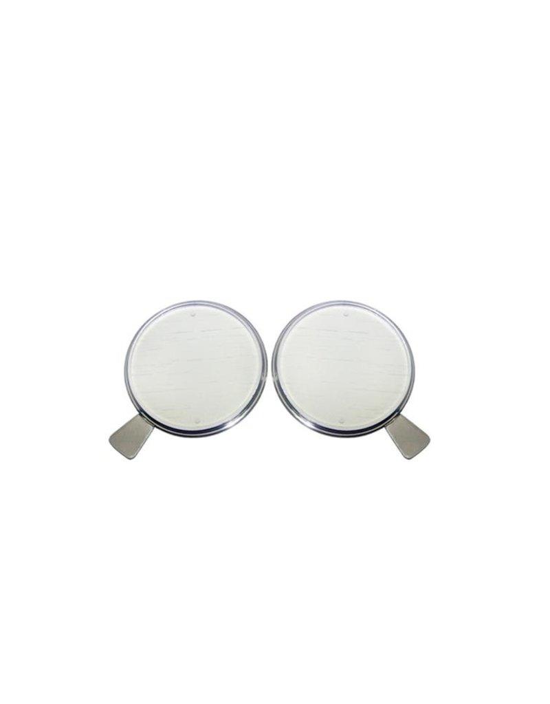 Oculus Oculus set van 2 Bagolini refractieglazen