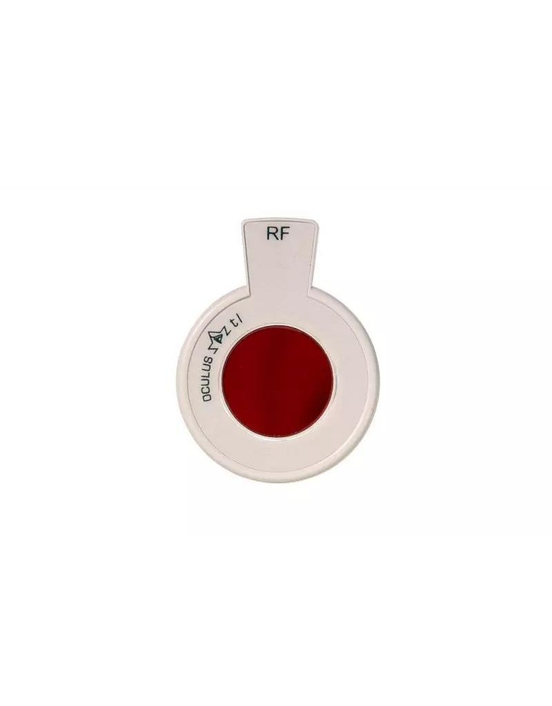 Oculus Oculus pasglas rood 38mm