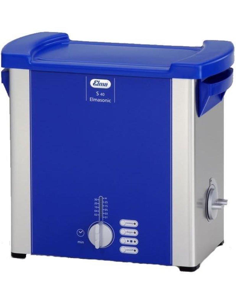 Elma Ultrasoon S40H inhoud 4,25 liter met heater