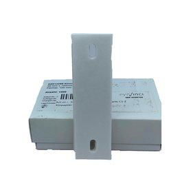 Kinsteunpapier 12 cm breed 1000 vel (gat gat = 91mm, lengte gat is 13mm)