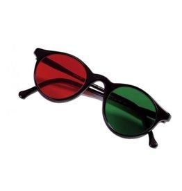 Oculus Oculus rood groen bril
