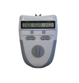 Eyevinci PD-meter,digitaal
