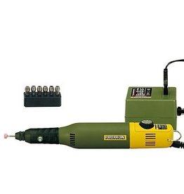 Boormachine Proxxon Drill snelheidsregulatie, 6 freesjes