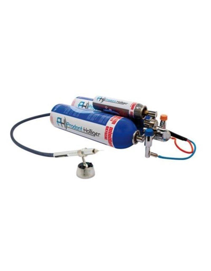 Fles soldeermachine, Microtorch II plus
