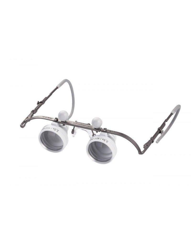 Oculus Oculus Easyloupe Titan 2,5x werkafstand 400mm, fieldview 80mm