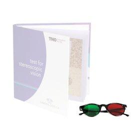 Oculus Oculus rood/groen bril voor TNO stereotest