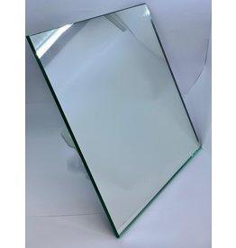 EyeVinci projectiespiegel (opgedampt) 30x30x0,6 cm poly geslepen