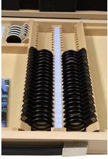 Oculus Oculus 130-delige kinderpasdoos (28mm) houten doos