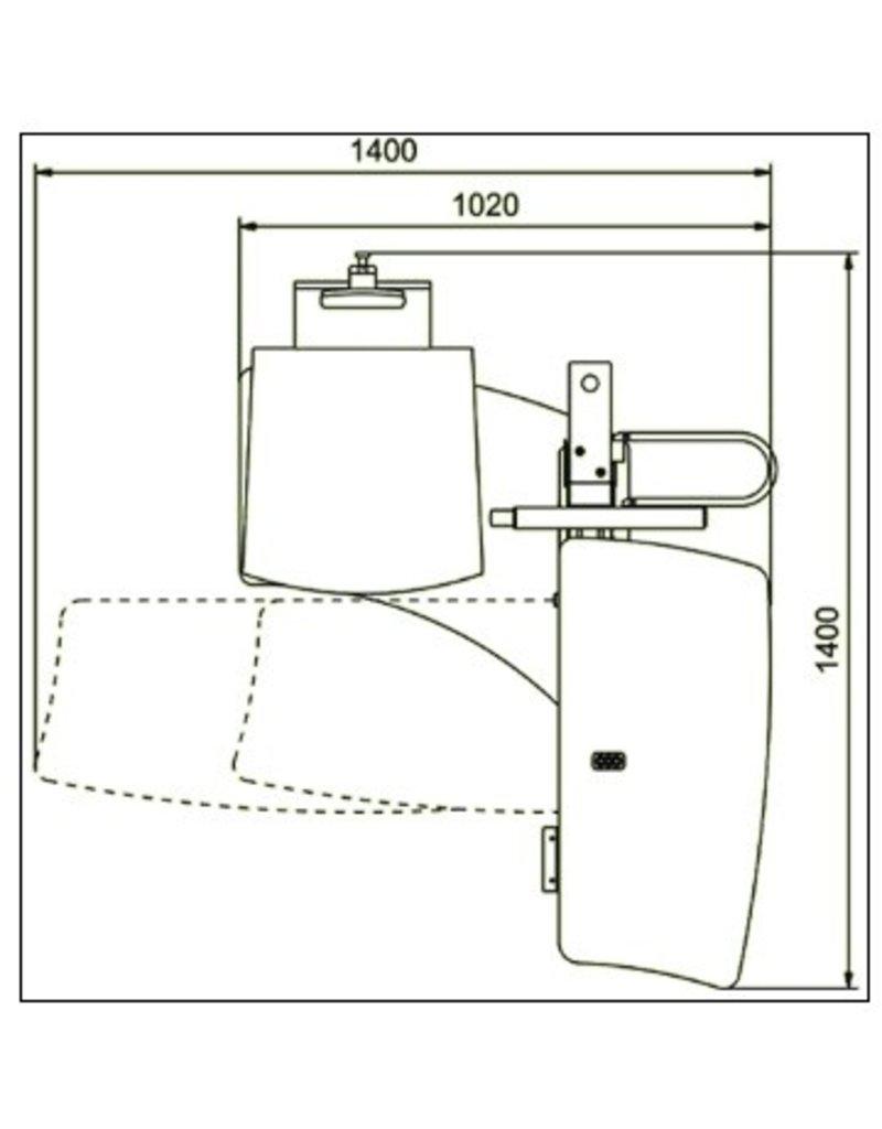 Doms Ecocentric refractie-unit in variabele uitvoeringen leverbaar