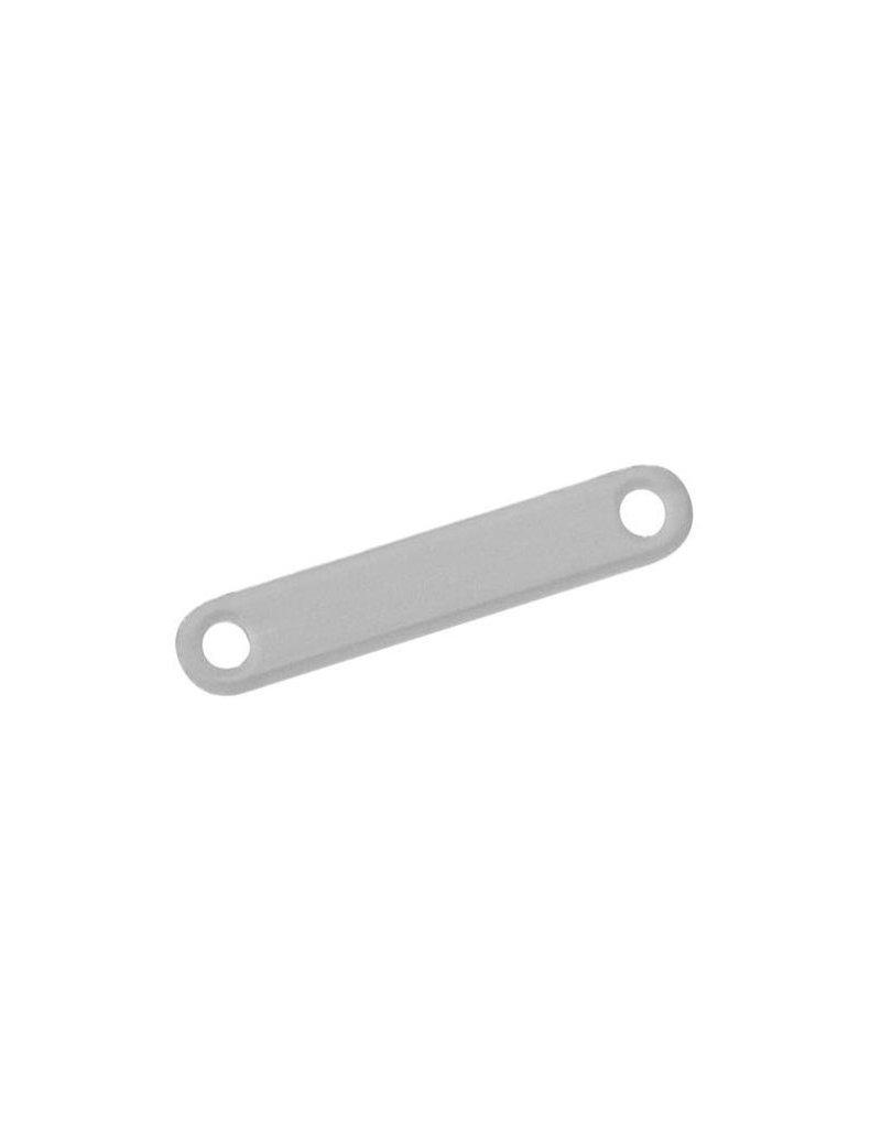 LessStress plastic glasfixatie houder 4 stuks
