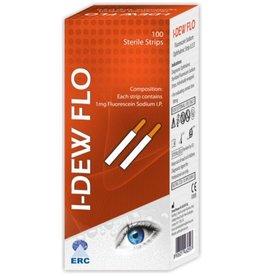 Fluoresceine strips I-DEW-FLO