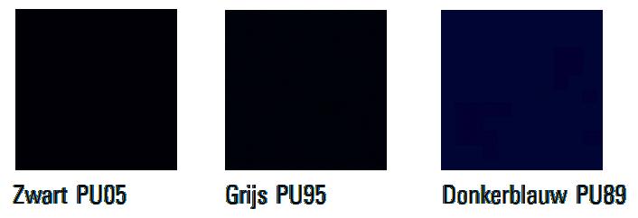 PUxx kleuren