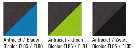 Flex bicolor kleuren