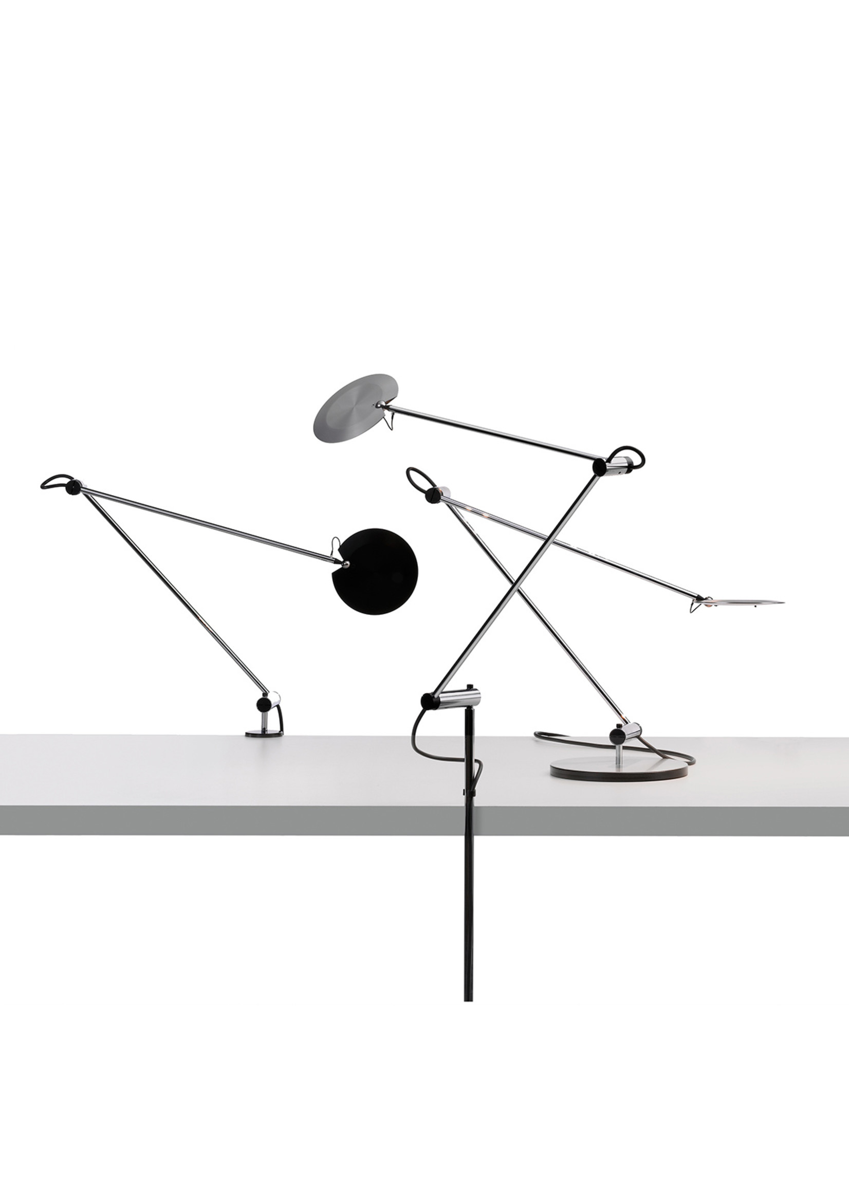 PINA LED Tischleuchte mit Kugeladapter passend zu usm