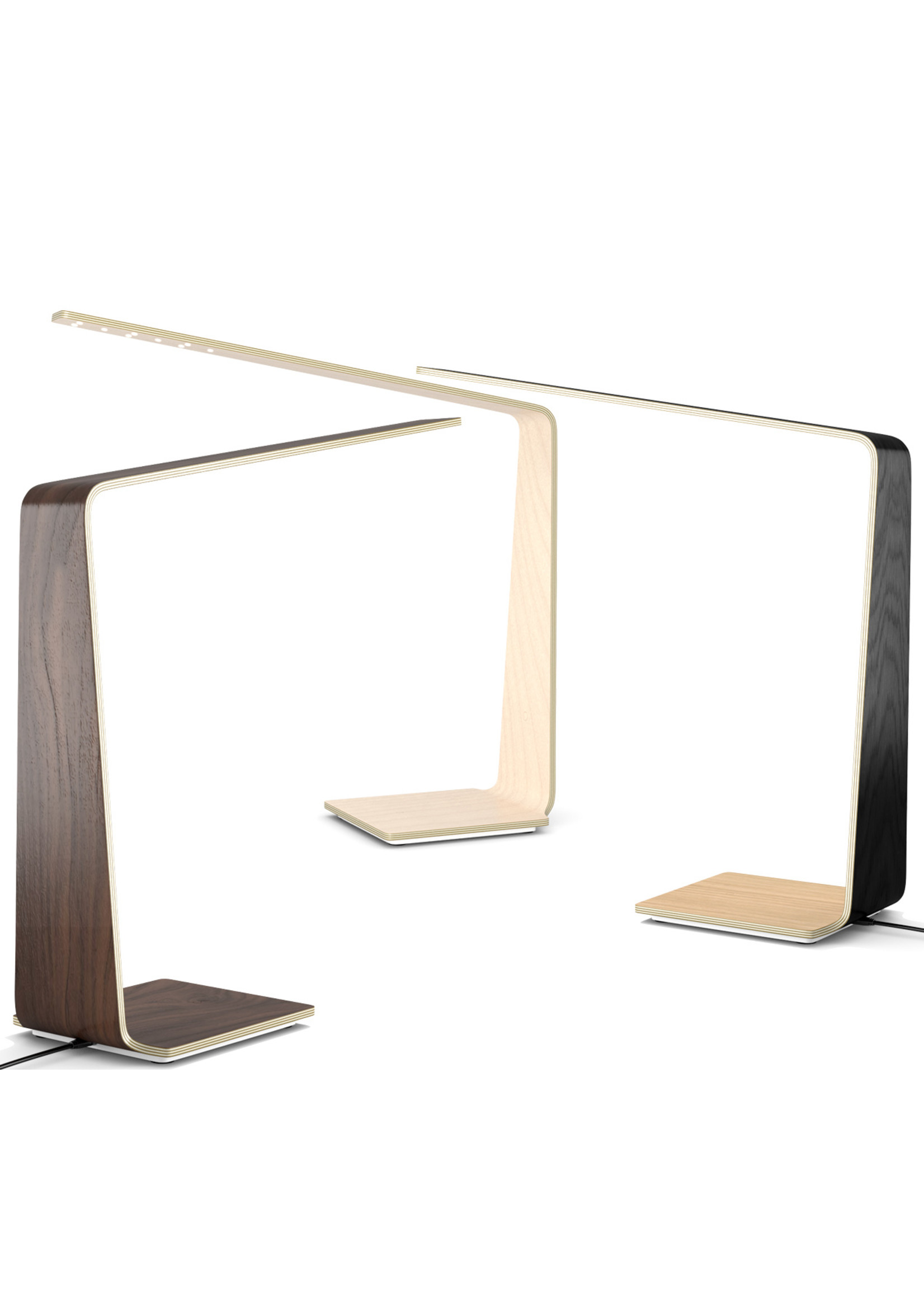 LED8 Table Lamp  - QI Wireless