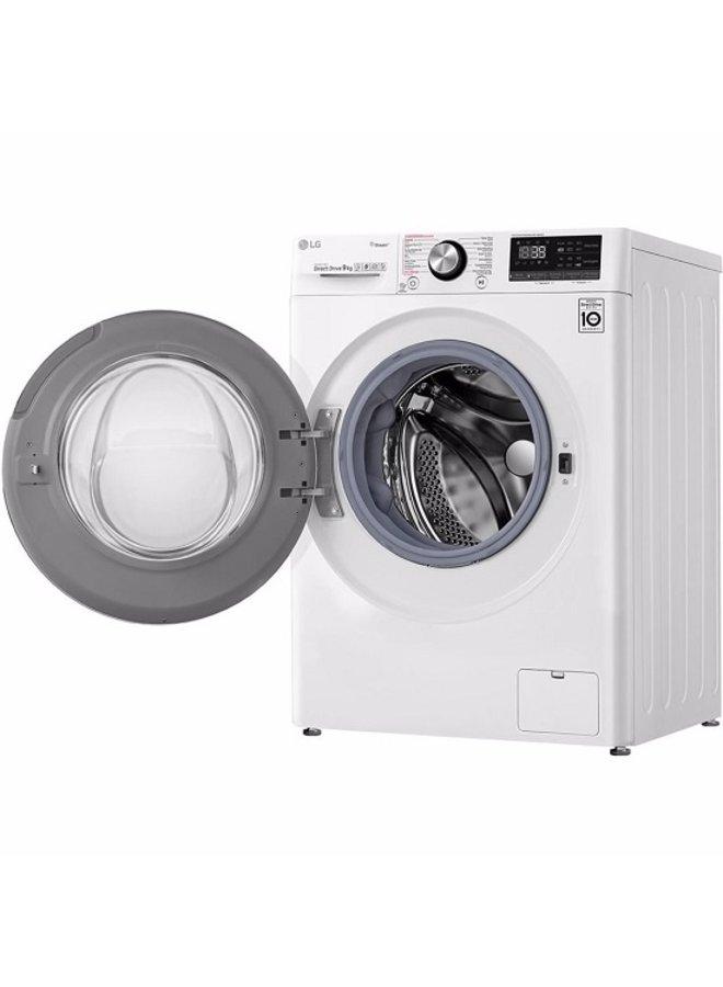 LG F4WV909P2 wasmachine 9 kg turbowash 360