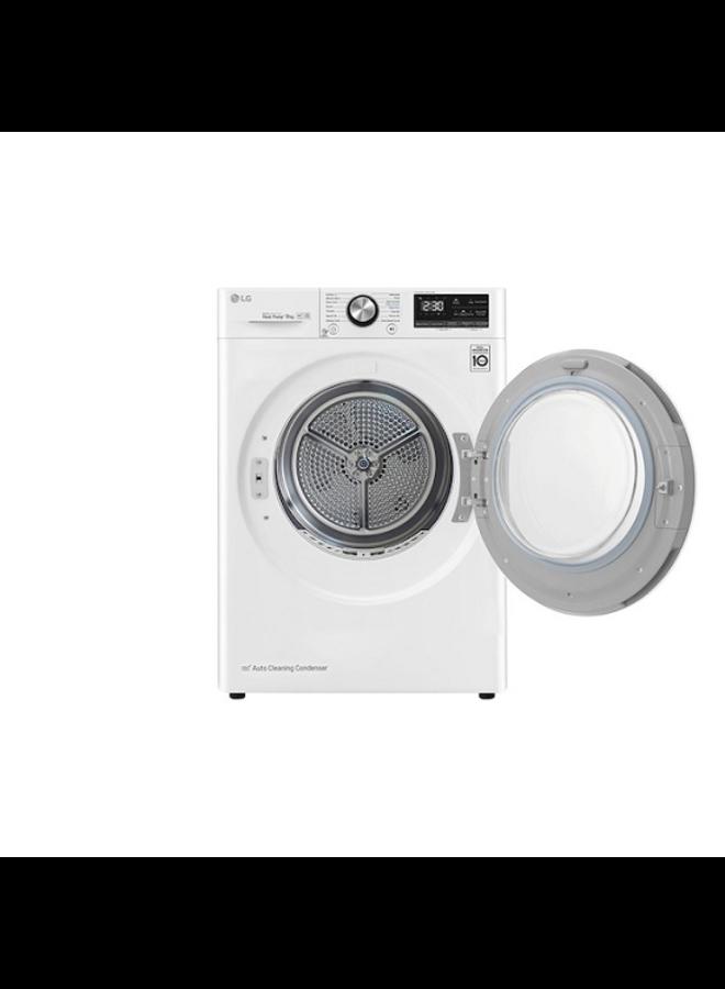 LG RC90V9AV2W warmtepompdroger 9 kg A+++