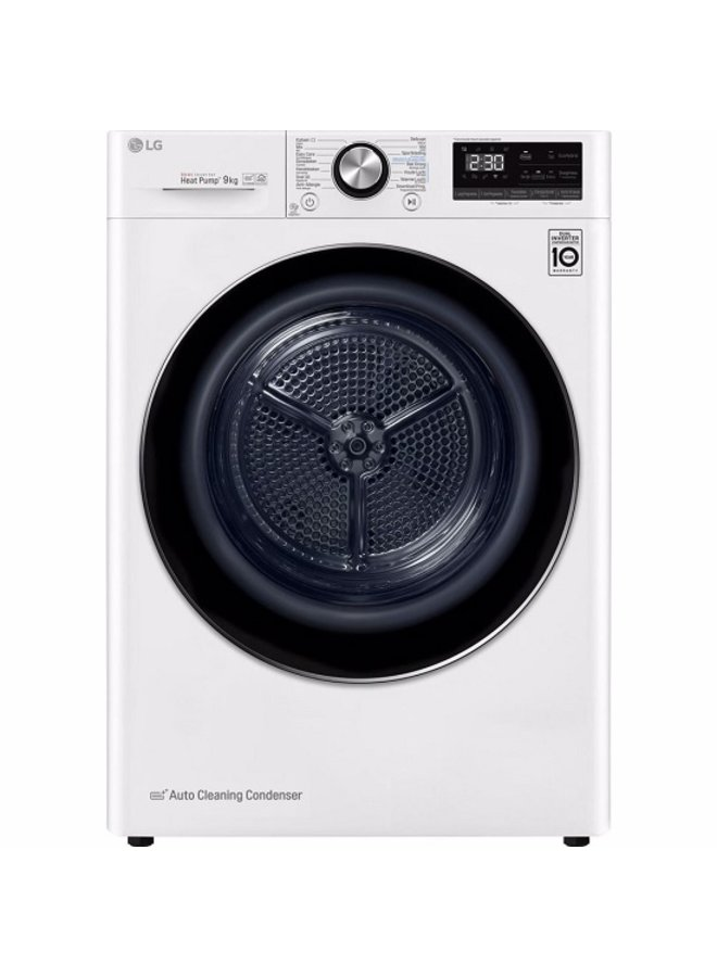 LG RC90V9AV3Q warmtepompdroger 9 kg A+++