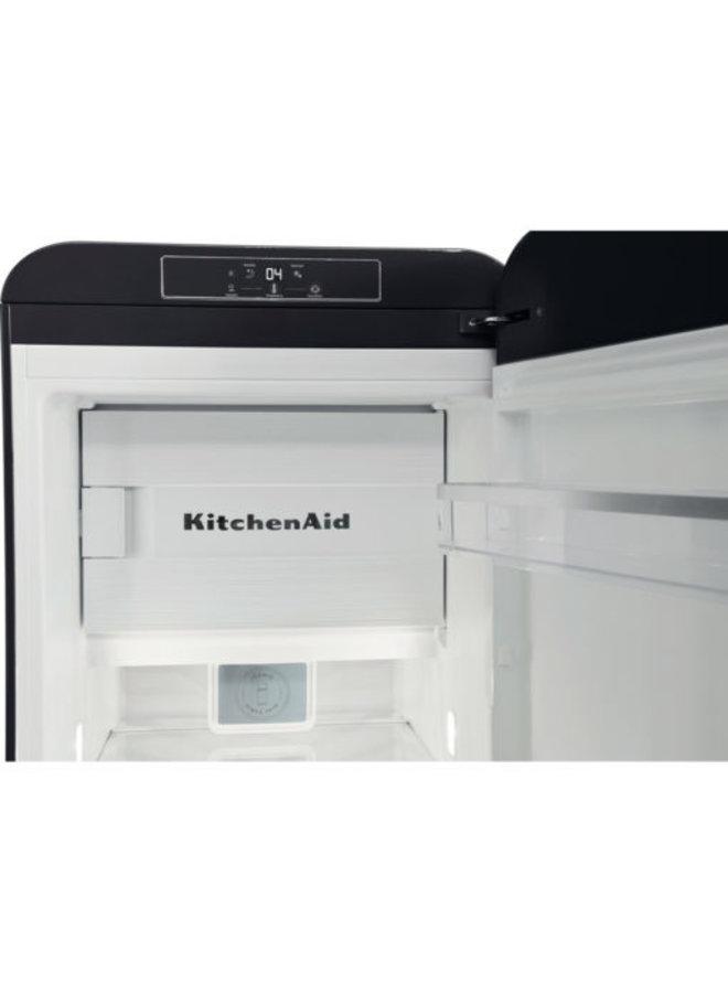 Kitchenaid KCFMB 60150R Retro koelkast Zwart Rechts draaiend