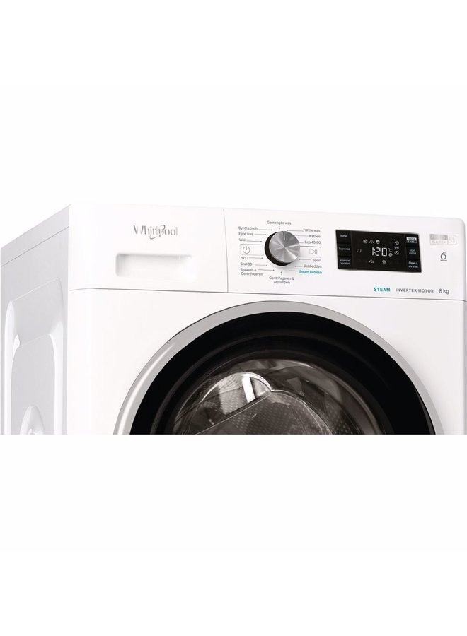 Whirlpool FFB 8468 BSEV NL wasmachine A+++