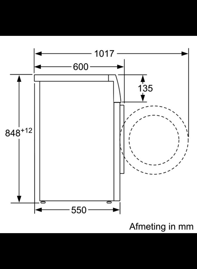 Bosch WAN28095NL wasmachine