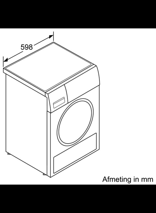 Siemens WT7U4692NL warmtepompdroger 8 kg A+++