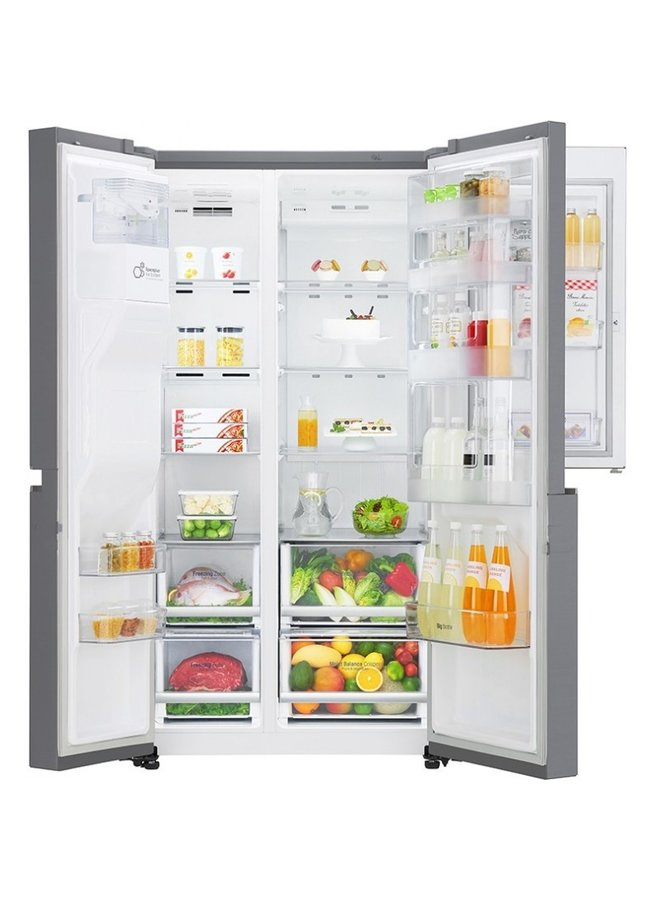 LG GSJ760PZUZ Amerikaanse koelkast A++ door in door