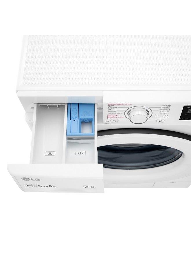 LG F4WV208S3 wasmachine 8 kg