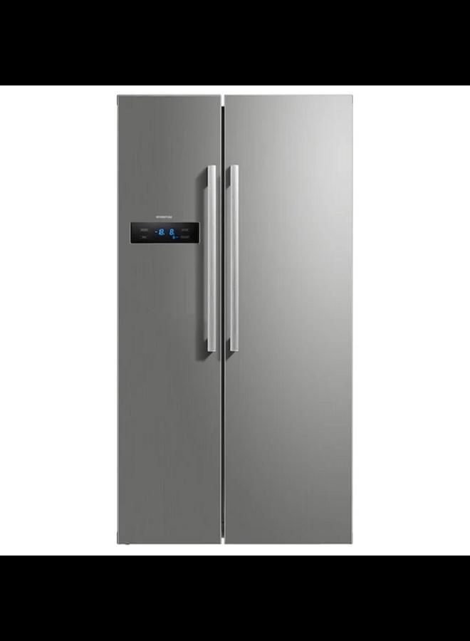 Inventum SKV1780R Amerikaanse koelkast