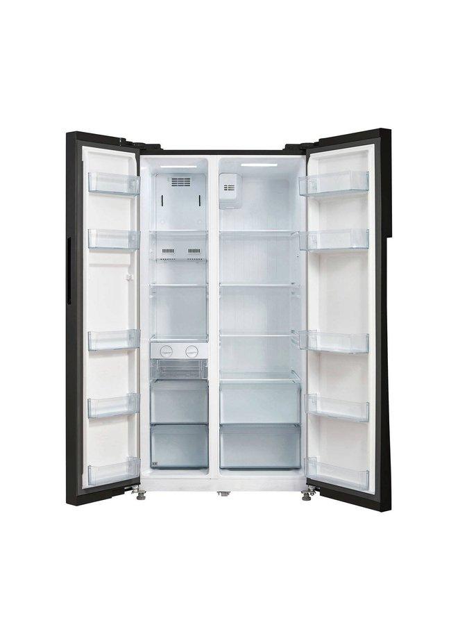 Inventum SKV1178B Amerikaanse koelkast A++