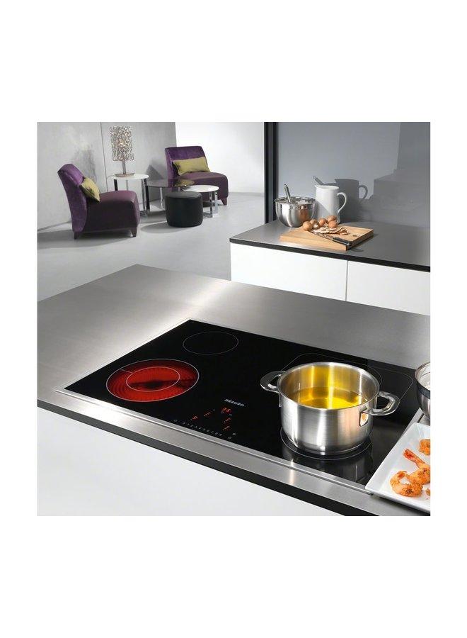 Miele KM 6212 keramische kookplaat 75 cm