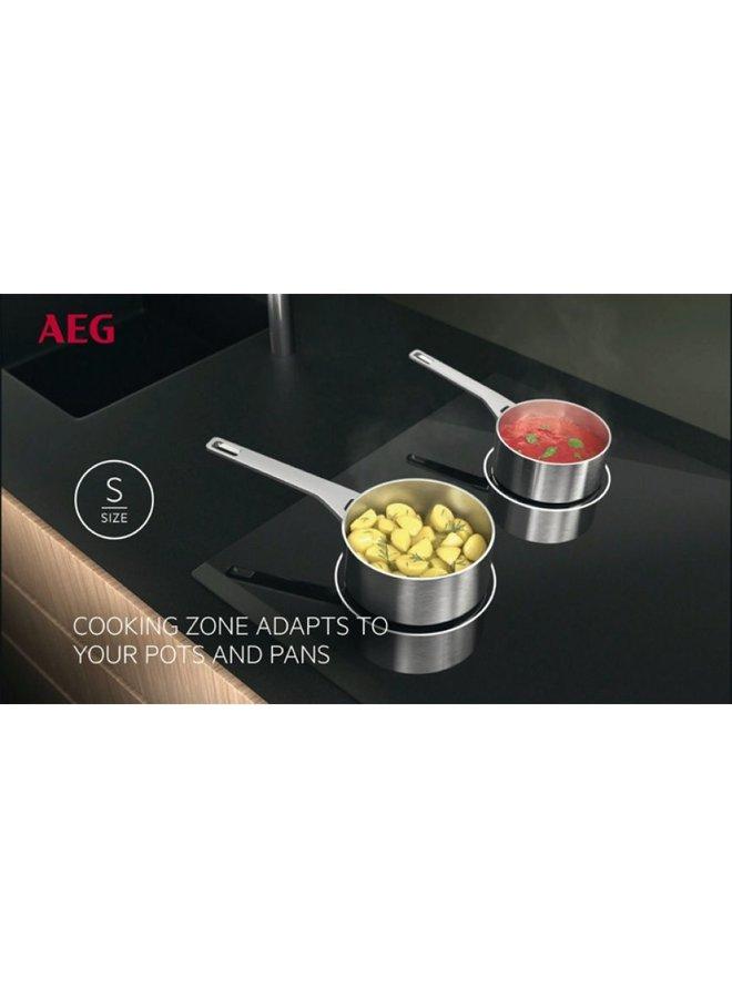 AEG HK854401FB  inductie kookplaat 80 cm