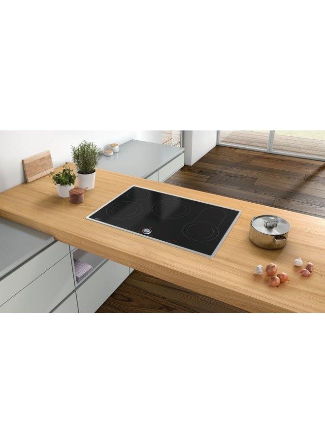 Neff keramische kookplaat T18BT16N0 80 cm