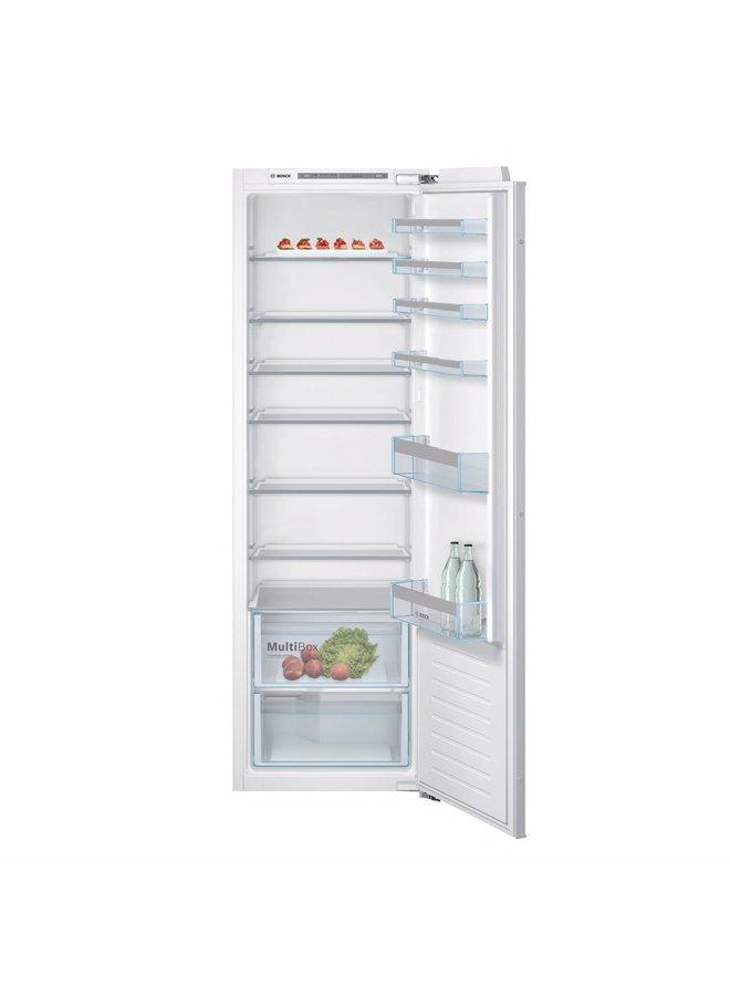 Bosch KIR81VFF0 inbouw koelkast 178 cm