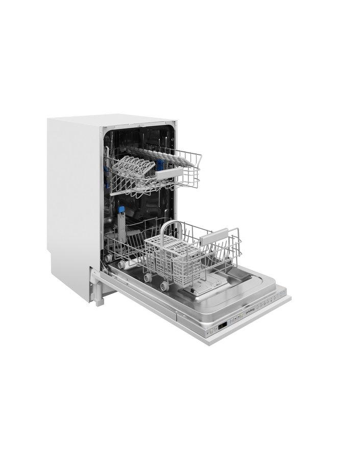 Privileg RSBO 3T224 X half geïntegreerde vaatwasser 45 cm
