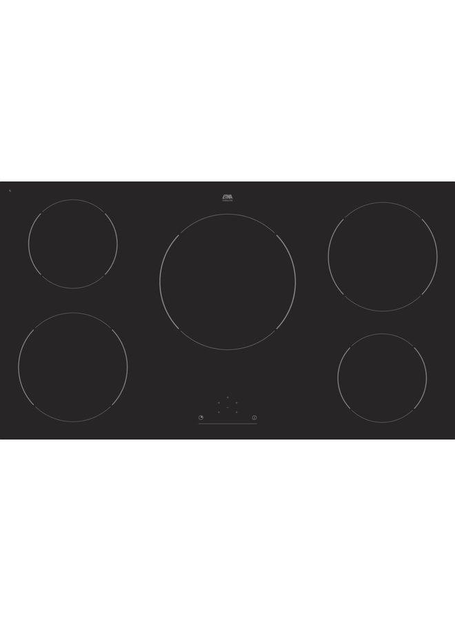 Etna KI390ZT inductie kookplaat 90 cm