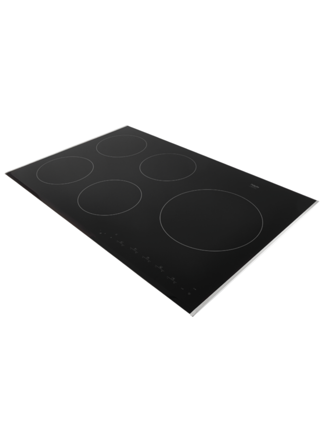Pelgrim IDK785ONY inductie kookplaat 80 cm