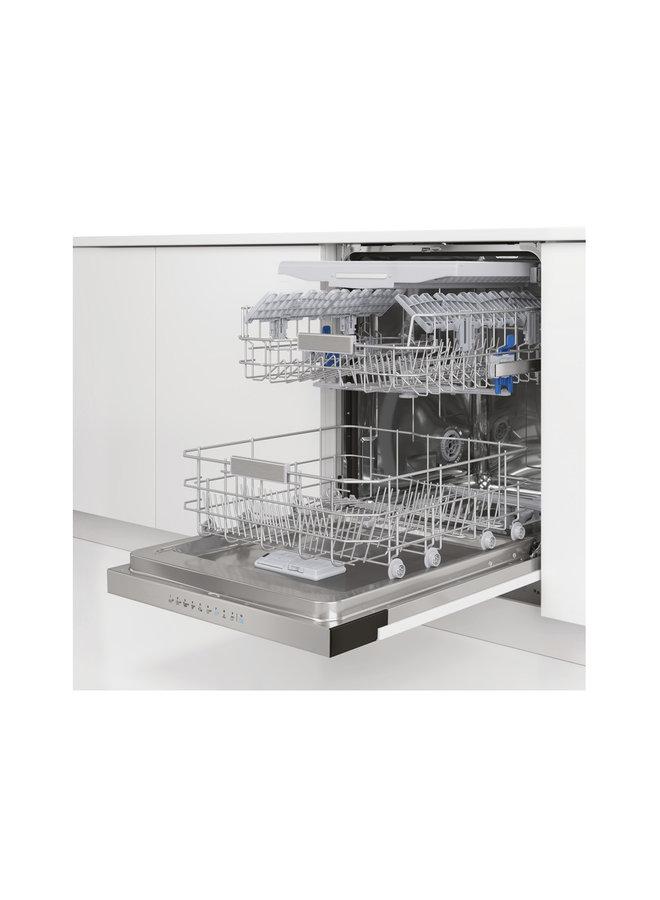 Privileg RBO 3T131 A F X half geïntrigeerde vaatwasser