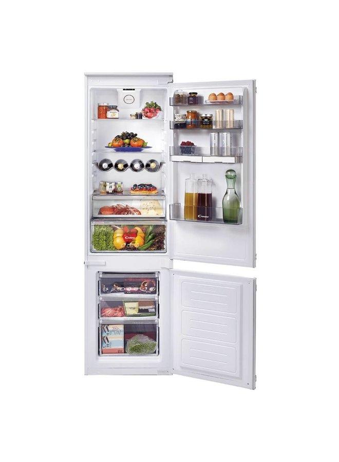 Candy CKBBS184FT inbouw koelkast 184 cm